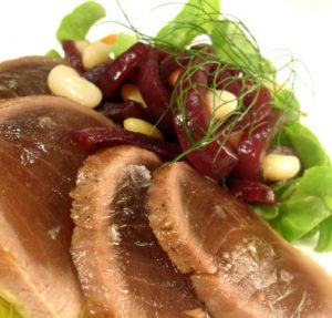 villa magra grand cru tonno marinato